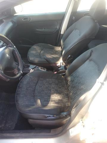Vendo Peugeot 206 2008 completo de tudo