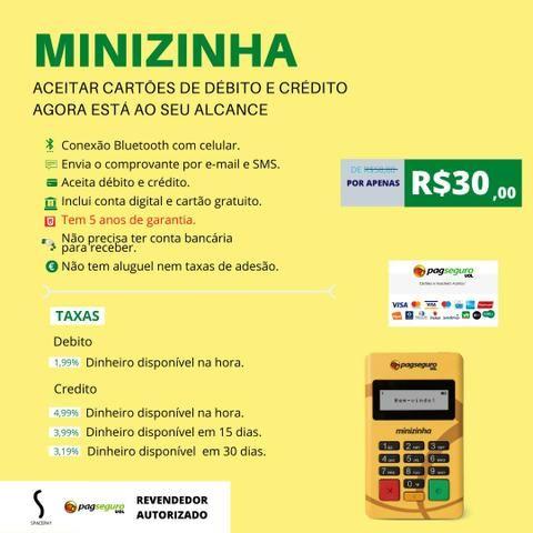 Minizinha PagSeguro - Foto 2