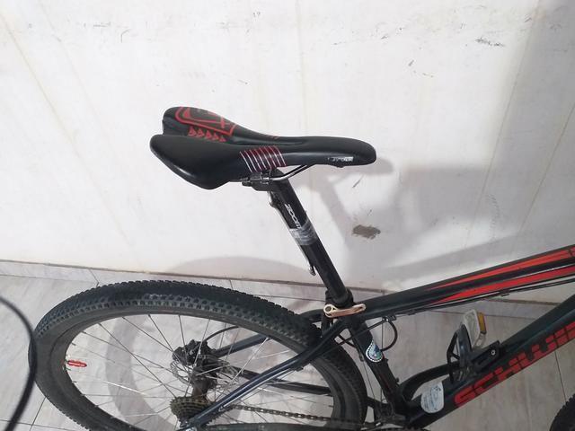 Bike aro 29, aceito cartão - Foto 5