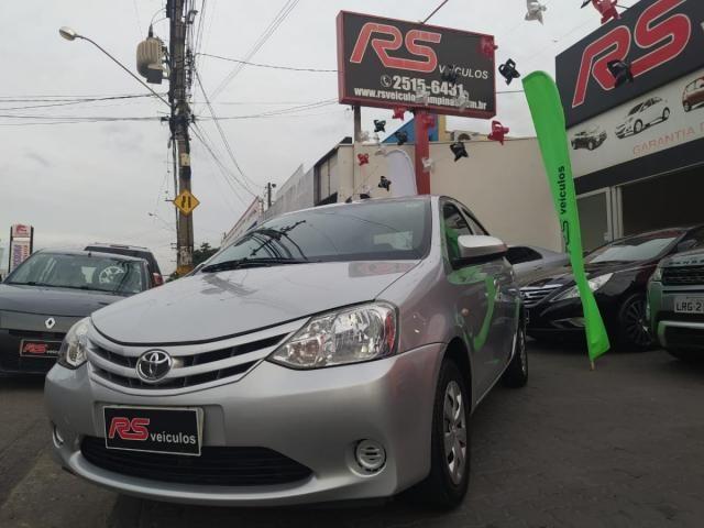 Toyota Etios Sedan XLS 1.5 (Flex) - Foto 2