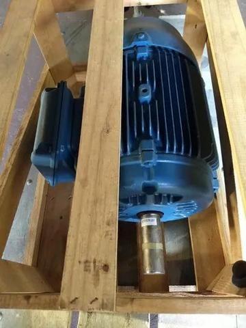 Motor 20 cv 4 polos weg - Foto 4