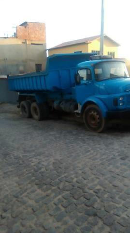 Caminhão Ano 80 - Reduzido 1513 - Foto 7