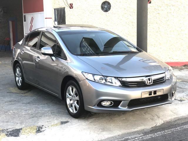 Honda Civic 1.8 EXS 2013 Automático - Foto 5
