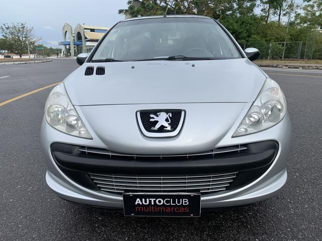 Peugeot 207 Completo 1.4 Flex 2011 impecável - Foto 5