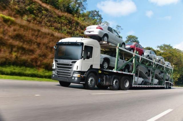 Nova uniao transporte caminhao cegonha (todo Brasil deixe whatsapp para orçamento) - Foto 2