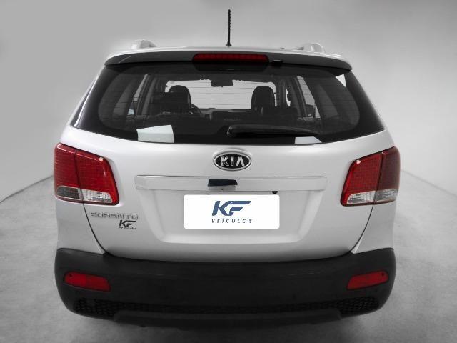 Kia Sorento EX2 Prata 2.4 Automático 2012 Completo - Foto 4