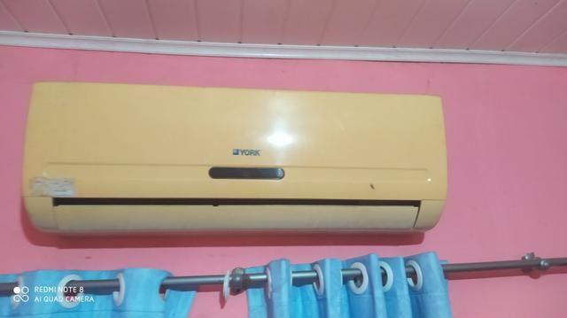 Ar condicionado York 12000 btus - Foto 2