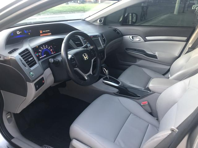 Honda Civic 1.8 EXS 2013 Automático - Foto 15