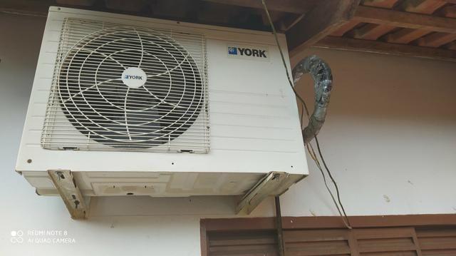 Ar condicionado York 12000 btus