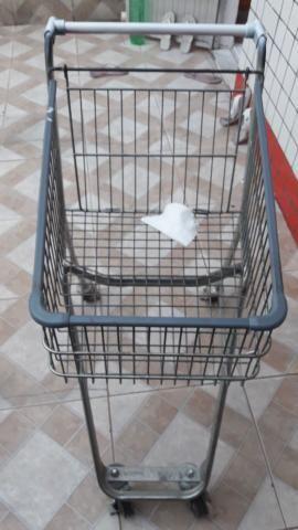 Carrinho de compras - Foto 2