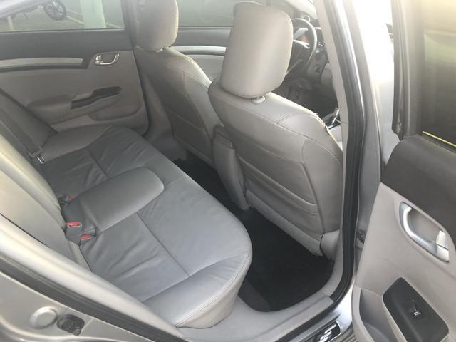 Honda Civic 1.8 EXS 2013 Automático - Foto 16