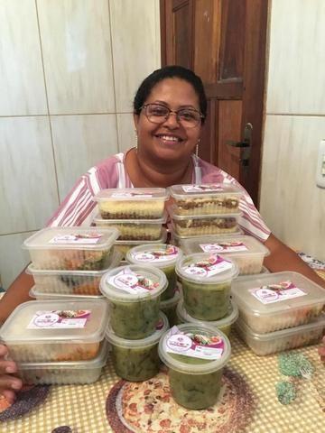 Veja Como pessoas comuns estão ganhando de 3 a 7 mil cozinhando em casa - Foto 3