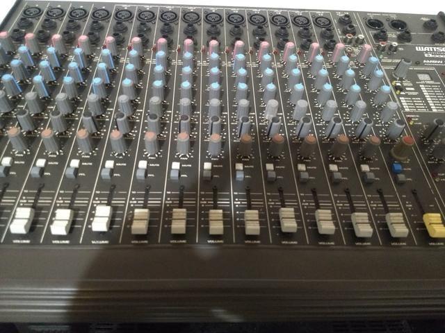 Mesa de som 16 canais - usb - Foto 3