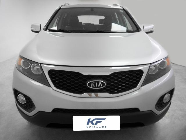 Kia Sorento EX2 Prata 2.4 Automático 2012 Completo - Foto 2