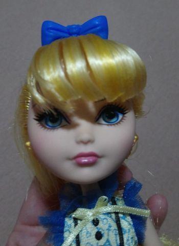 Boneca Ever After High Blondie Lockes Wave 1 - Foto 2