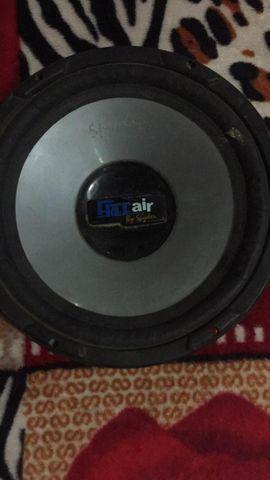 Alto falante Free Air by Spider 10