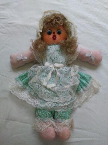 Boneca de Pano da década de 1980
