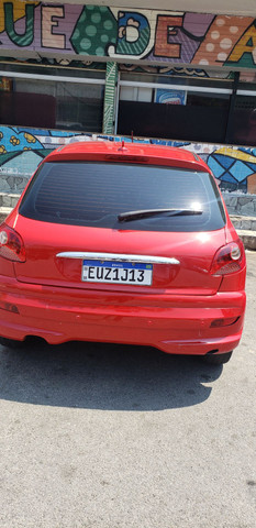 Peugeot 207 1.4 FLEX XR 2012 COMPLETO DOC OK  - Foto 2