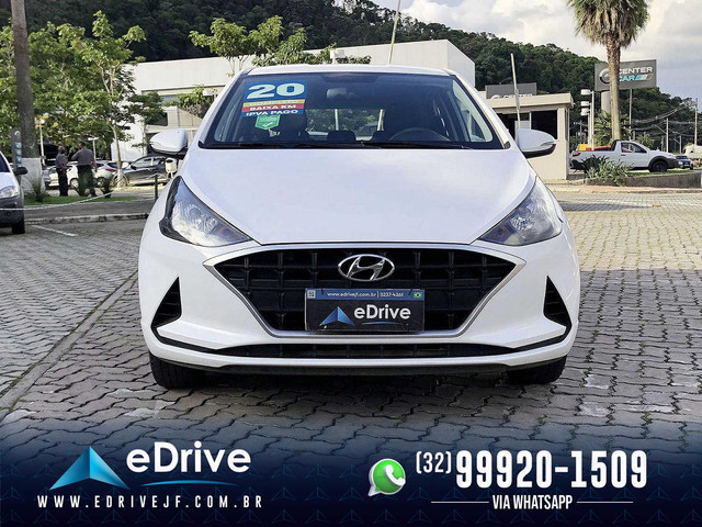 Hyundai Hb20 Vision 1.0 Flex Mec. - IPVA 2021 Pago - Novoooooo - Último Modelo - 2020 - Foto 3