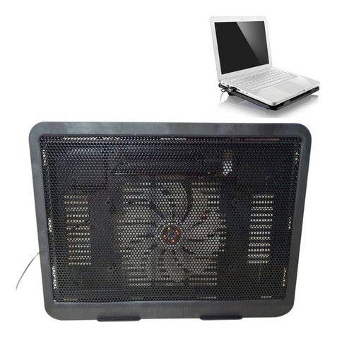 Suporte Base para notebook/Cooler para notebook refrigeração - Foto 3