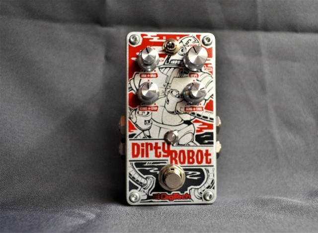 Digitech pedal Dirty Robot Synth - Foto 2