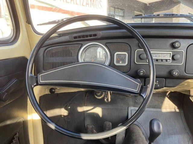 Volkswagen FUSCA 1600 S - Foto 8