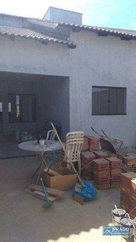 Casa à venda, 104 m² por R$ 380.000,00 - Parque das Flores - Goiânia/GO
