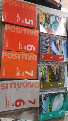 Livros Didáticos Positivo COC Teláris - Foto 4