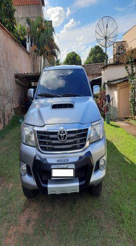 Hilux Toyota cabine dupla, 4 portas - Foto 3
