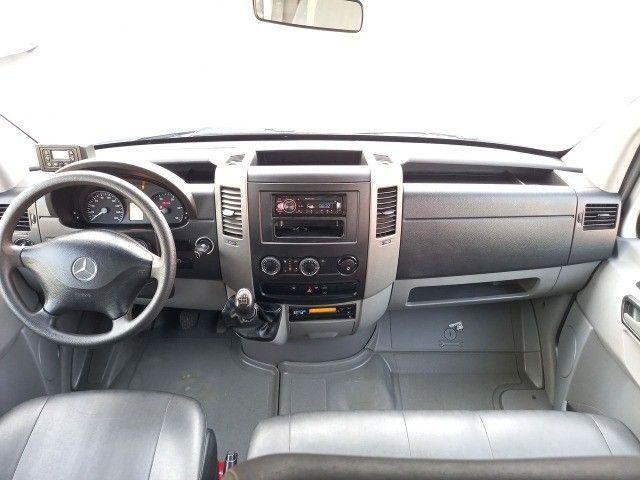 1698. Sprinter Van 416 Cdi TA 15+1 Diesel 2.2 Completa 2020 - 38.000 km - Foto 8