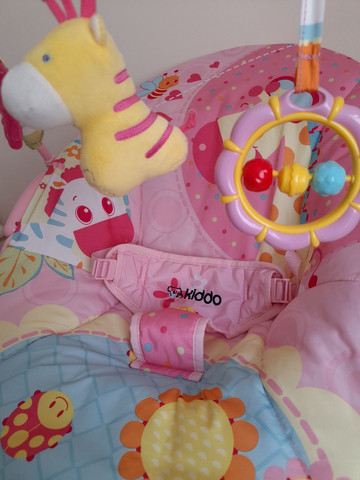 Cadeirinha de Bebê descanso Joy Kiddo. - Foto 4