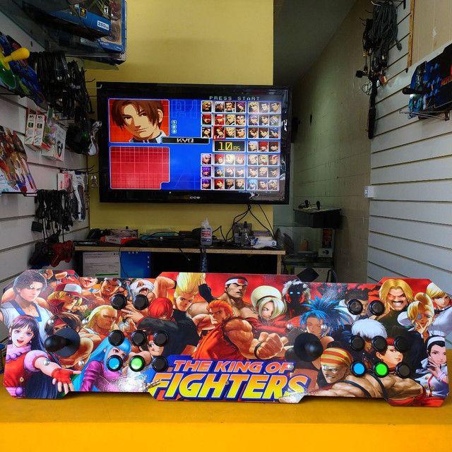 Fliperama Portátil com 20 mil jogos (30 vídeo game em 1) - Foto 4
