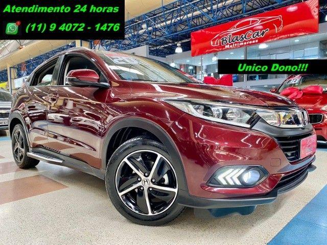 Honda HR-V EX Novissíma Apenas 12.000kms!!! Santo Andre São Paulo