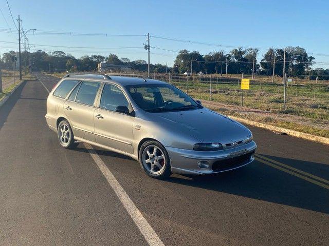 Vendo ou troco Fiat Marea turbo 2002