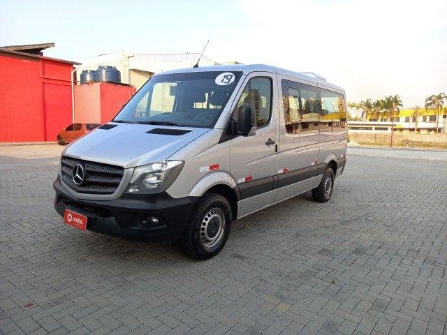 1698. Sprinter Van 416 Cdi TA 15+1 Diesel 2.2 Completa 2020 - 38.000 km - Foto 6