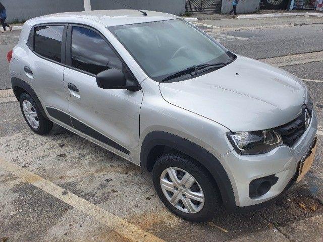 Renault Kwid Zen 1.0 12V Flex 2019/2020 - Foto 7