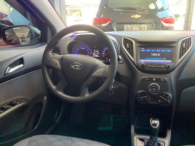 ML - Hyundai Hb20S 1.6 2018 Automática! - Foto 7