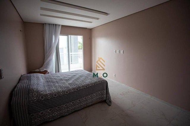 Casa com 4 dormitórios à venda, 519 m² por R$ 2.270.000,00 - Porto das Dunas - Aquiraz/CE - Foto 11