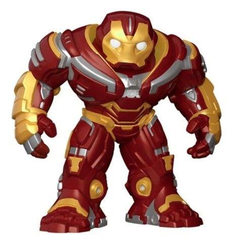 Boneco Funko Pop Marvel Avengers Vingadores Hulkbuster - Foto 2