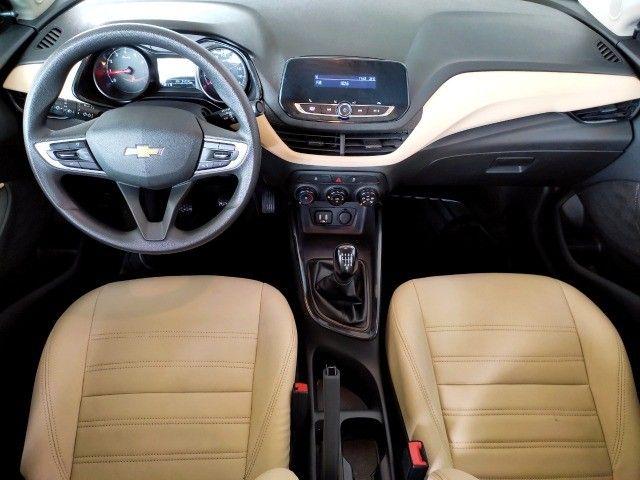 Chevrolet Onix LT1 1.0 Aspirado 2020 - Foto 7
