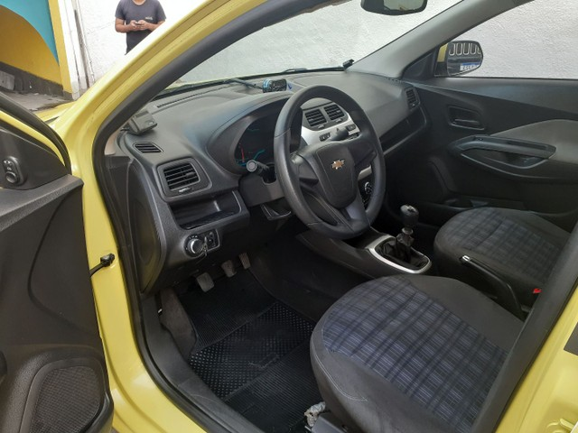 taxi cobalt + autonomia lt 1.4 unico dono. impecável - Foto 9
