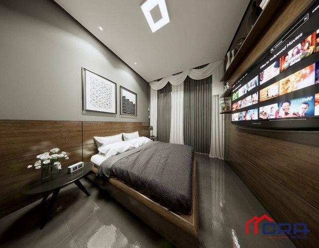 Apartamento com 3 dormitórios à venda, 150 m² por R$ 630.000,00 - Jardim Belvedere - Volta - Foto 14