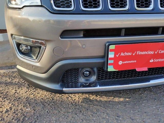 COMPASS 2019/2020 2.0 16V FLEX LIMITED AUTOMÁTICO - Foto 8