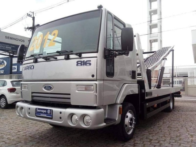 Ford Cargo 815 ano 2012 - Foto 4