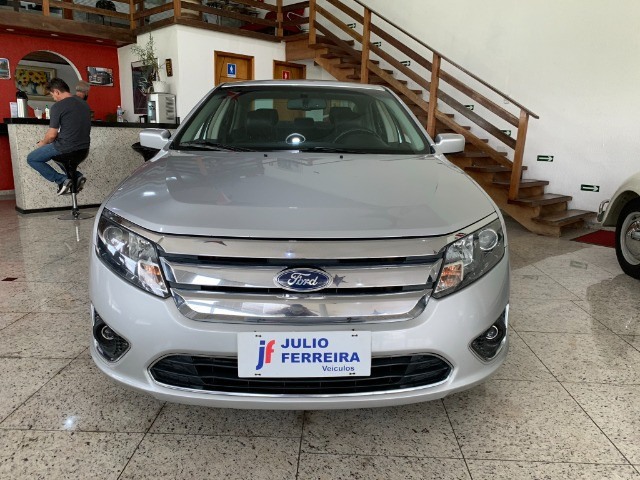 Ford Fusion 2.5 SEL Automático Gasolina Prata 2011 - Foto 2