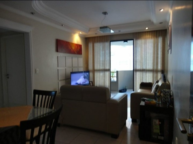 Apartamento no Centro em São Vicente
