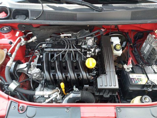 Renault Sandero 1.0 authentique 16V Flex 5P Manual - Foto 6