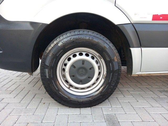 1698. Sprinter Van 416 Cdi TA 15+1 Diesel 2.2 Completa 2020 - 38.000 km - Foto 7