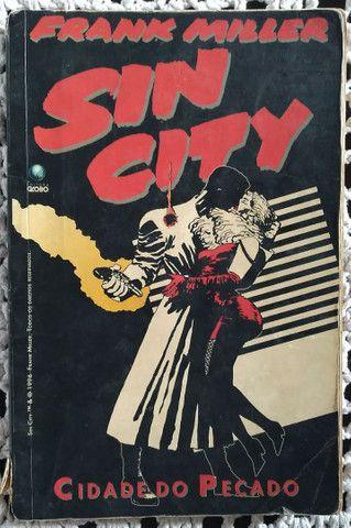 Hq Sin City Cidade do Pecado 1996