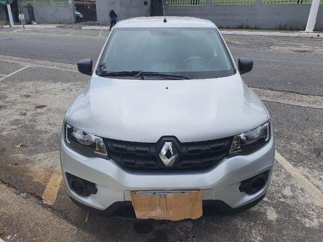 Renault Kwid Zen 1.0 12V Flex 2019/2020 - Foto 8